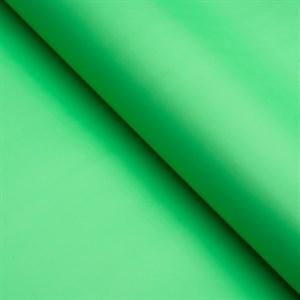 Бумага глянцевая, однотонная, 49 х 70 см. зелёная